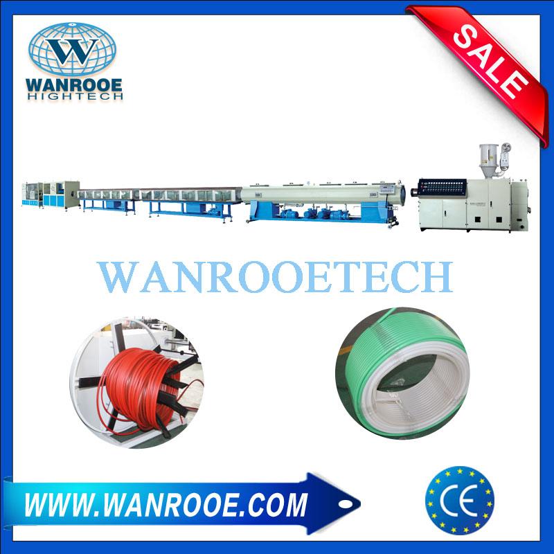 HDPE PE管材生产线