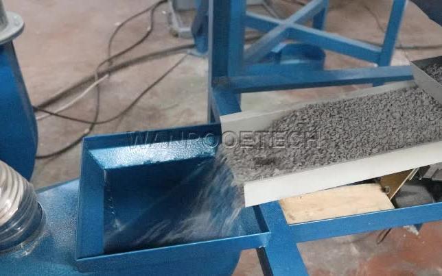 PNMP塑料磨粉机 带脉冲除尘