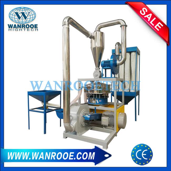 PVC型材磨粉机